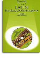 Latin Playalong for Alto Saxophone