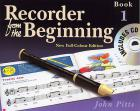 Recorder From The Beginning vol. 1