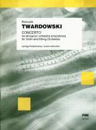 Concerto na skrzypce i orkiestrą smyczko