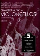 Chamber Music for Violoncellos vol. 5