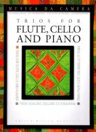 Tria na flet, wiolonczelę i fortepian