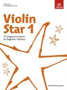 Violin Star z. 1 - akompaniament