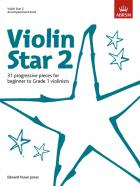 Violin Star z. 2 - akompaniament