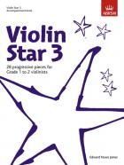 Violin Star z. 3 - akompaniament