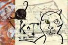 Kot w nutach