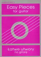 Łatwe utwory na gitarę