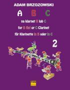 ABC na klarnet B lub C (z.2)