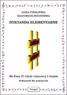 Dyktanda elementarne IV