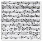 Serwetki papierowe - Bach