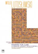 Fanfare for CUBE (Cambridge University B