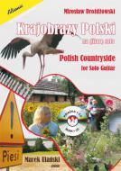 Krajobrazy Polski na gitarę solo + CD