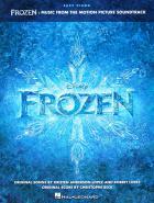 Frozen - muzyka z filmu w łatwym układzi