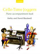 Cello Time Joggers. Akompaniament fortep