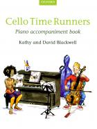 Cello Time Runners. Akompaniament fortep