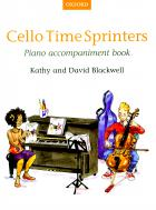 Cello Time Sprinters. Akompaniament fort