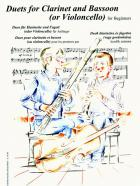 Duety na klarnet i fagot lub wiolonczelę