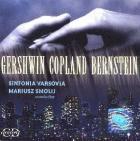 Gershwin, Copland, Bernstein