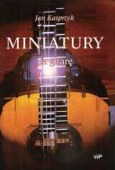 Miniatury na gitarę