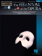 Phantom of the Opera na fortepian
