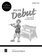 Flute Debut. Akompaniament fortepianowy