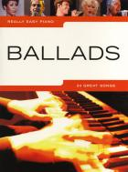 Ballads. Really Easy Piano