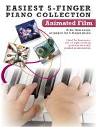 Animated Film. Easiest 5-Finger Piano Co