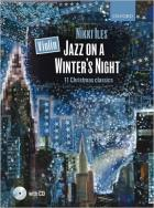 Violin Jazz on a Winter's Night