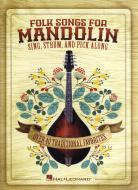 Folk Songs na mandolinę