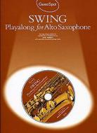 Swing Playalong na saksofon altowy