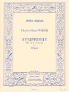 Symfonia organowa op. 13