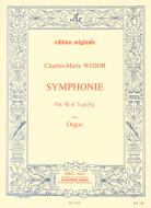 V Symfonia organowa op. 13