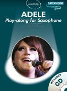 Guest spot: Adele - na saksofon
