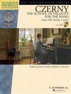 Szkoła biegłości na fortepian op. 299 cz