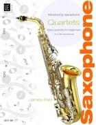 Introducing Saxophone - Quartets