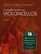 Chamber Music for Violoncellos vol. 16