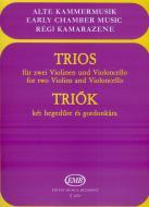 Tria na 2 skrzypiec i wiolonczelę