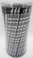 Ołówek czarny z klawiaturą