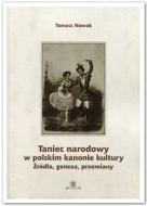 Taniec narodowy w polskim kanonie kultur