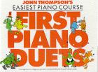 Easiest Piano Course: First Piano Duets