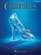 Cinderella / Kopciuszek na fortepian sol