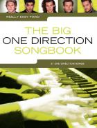 Really Easy Piano: The Big One Direction
