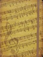 Notatnik Midi Muzyka