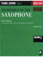 Technique of the Saxophone Vol. 1 Scale