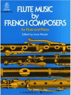 Flute Music by French Composers for Flut