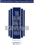 The Second Book of Mezzo-Soprano/Alto So