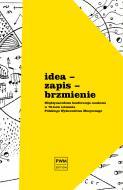Idea - zapis - brzmienie