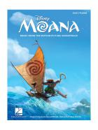 Moana / Vaiana: Skarb oceanu - na fortep