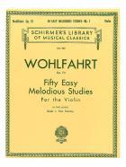 50 łatwych etiud melodycznych op. 74