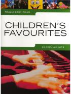Children's Favourites - na fortepian