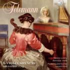Telemann- 6 violin sonatas (CD)